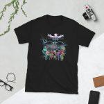 Demon's Revenge Chibi Unisex Tshirt